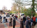 Pflanzenmarkt vor dem ehem. Rathaus