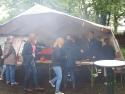 Die Freiwillige Feuerwehr Sillenstede sorgte für das leibliche Wohl.