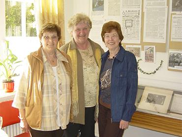 Christa Habben, Doris Wolken, Herma Hoppe