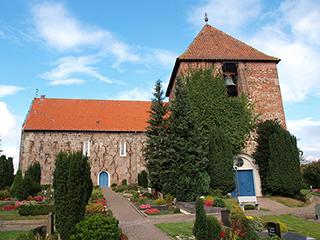 Kirche Sillenstede